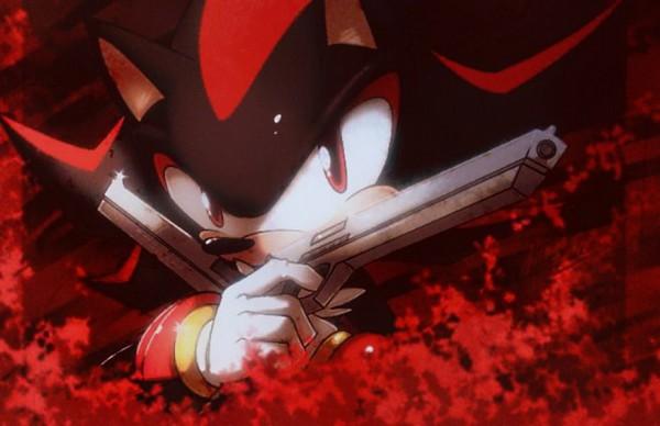 Tags: Anime, Nancher, Sonic the Hedgehog, Shadow the Hedgehog, deviantART, Fanart From DeviantART, Fanart