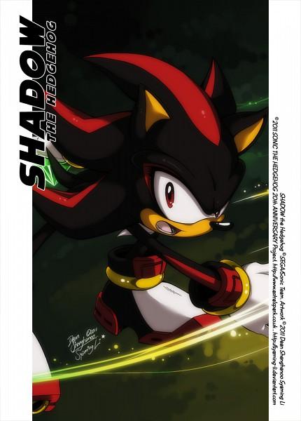 Shadow the Hedgehog - Sonic Adventure 2 Battle