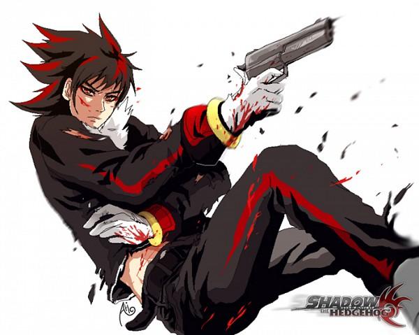 Tags: Anime, Ari1020, Sonic the Hedgehog, Shadow the Hedgehog, Fanart From DeviantART, Fanart, deviantART