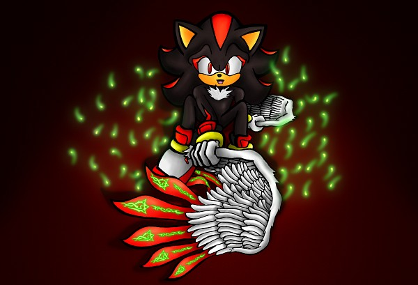 Tags: Anime, Sonic the Hedgehog, Shadow the Hedgehog, Artist Request