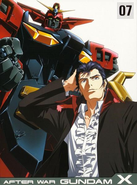 Shagia Frost - Kidou Shinseiki Gundam X