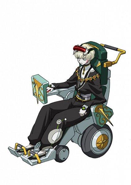 Shalio - Code Geass: Fukkatsu no Lelouch