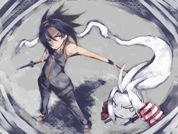 Tags: Anime, Shaman King, Amidamaru, Asakura Yoh