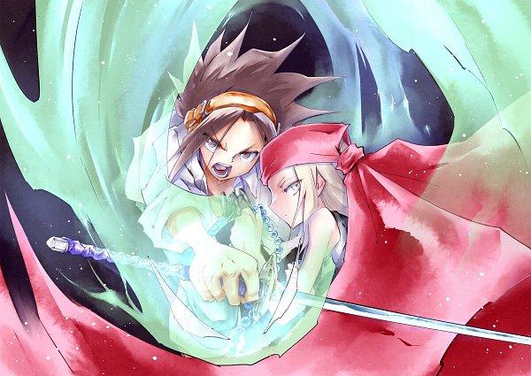 Shaman King The Super Star - Hiroyuki Takei