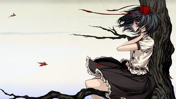 Tags: Anime, Touhou, Shameimaru Aya, Facebook Cover, Aya Shameimaru