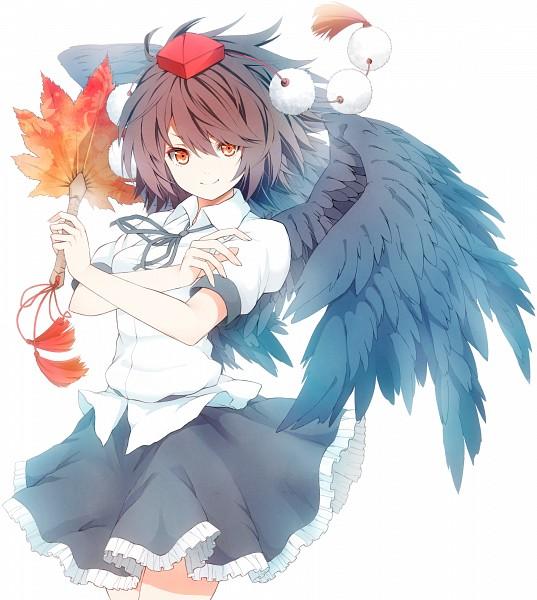Tags: Anime, Mikoma Sanagi, Touhou, Shameimaru Aya, Fanart, Aya Shameimaru