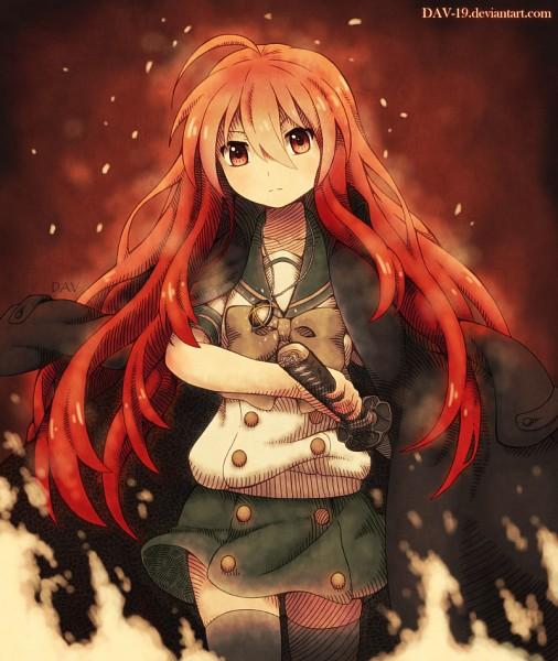 Tags: Anime, DAV-19, Shakugan no Shana, Shana
