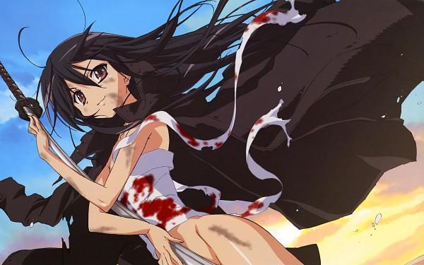 Tags: Anime, Hasegawa Shinya, Shakugan no Shana, Shana, Official Art, Wallpaper