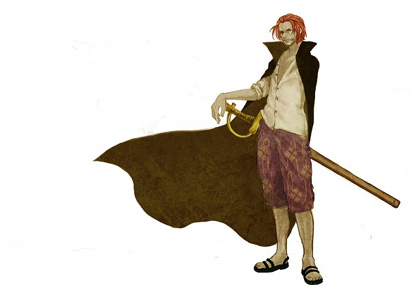 Tags: Anime, Pixiv Id 1245468, ONE PIECE, Shanks, Red Hair Pirates, Yonkou