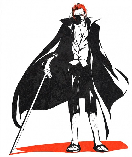 Tags: Anime, Pixiv Id 1513080, ONE PIECE, Shanks, Red Hair Pirates, Yonkou
