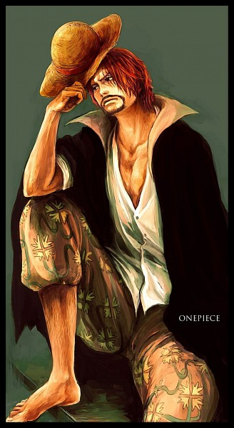 Tags: Anime, ONE PIECE, Shanks