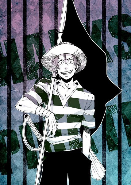 Tags: Anime, Pixiv Id 1805326, ONE PIECE, Shanks, Pirate Flag
