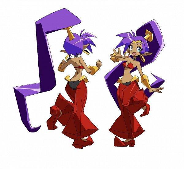 Shantae (Character) - Shantae