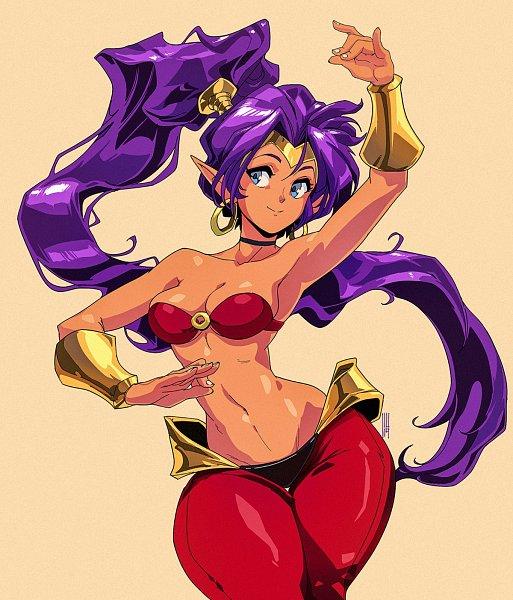 Tags: Anime, Shantae, Shantae (Character)