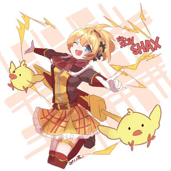 Tags: Anime, Pixiv Id 2631149, Megido72, Shax (Megido72), Fanart From Pixiv, Pixiv, Fanart