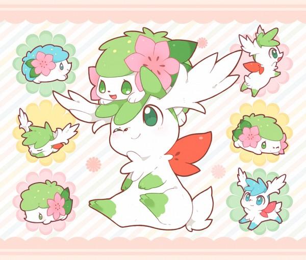 Shaymin - Pokémon