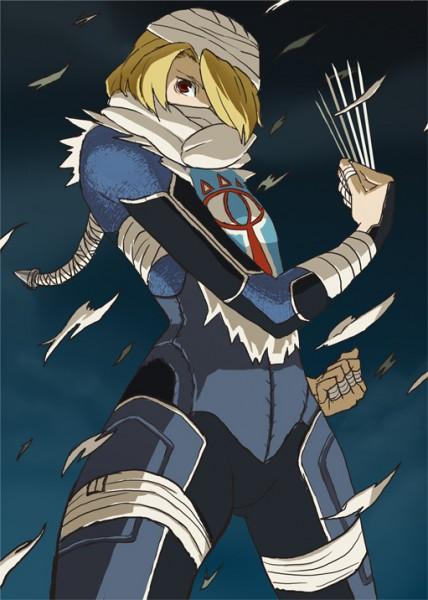 Sheik - Zelda no Densetsu: Toki no Ocarina
