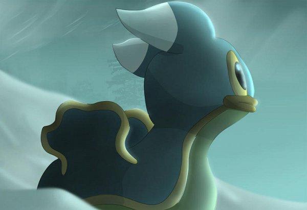 Shellos - Pokémon