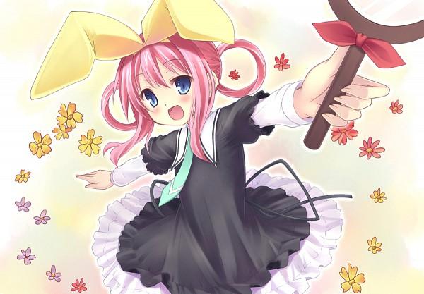 Tags: Anime, Ryo (Botsugo), Tantei Opera Milky Holmes, Sherlock Shellingford, Pixiv