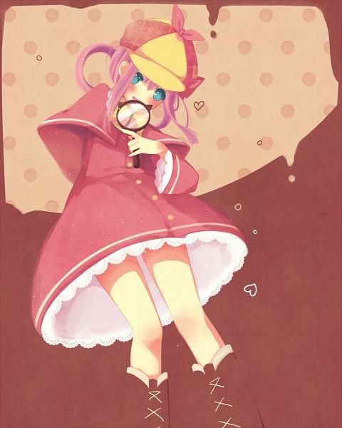 Tags: Anime, Mikuri Yoru, Tantei Opera Milky Holmes, Sherlock Shellingford, Pixiv
