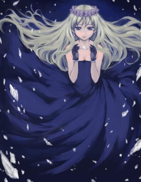 Tags: Anime, Macross Frontier, Sheryl Nome, Diamond Crevasse