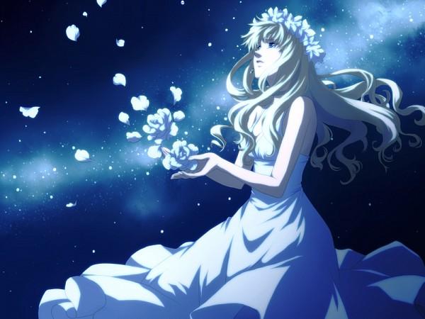 Tags: Anime, Hidaka Nami, Macross Frontier, Sheryl Nome, Fanart, Diamond Crevasse