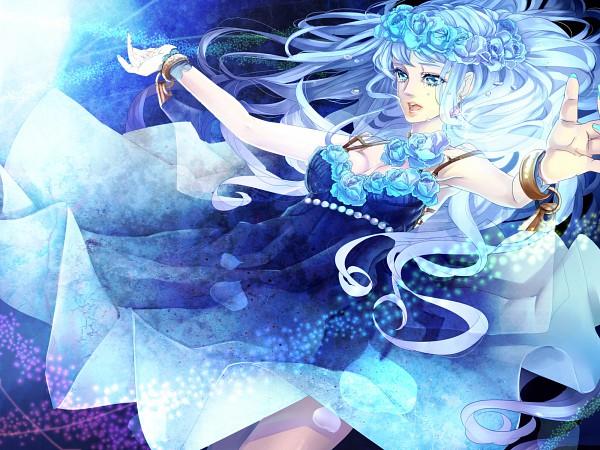Tags: Anime, Katsu Ryouji, Macross Frontier, Sheryl Nome, Diamond Crevasse