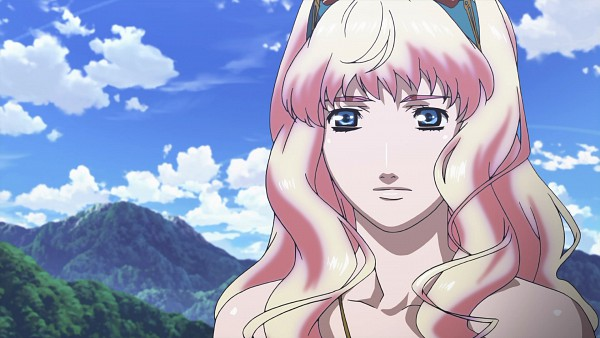 Tags: Anime, Macross Frontier, Sheryl Nome, HD Wallpaper, Screenshot, Wallpaper