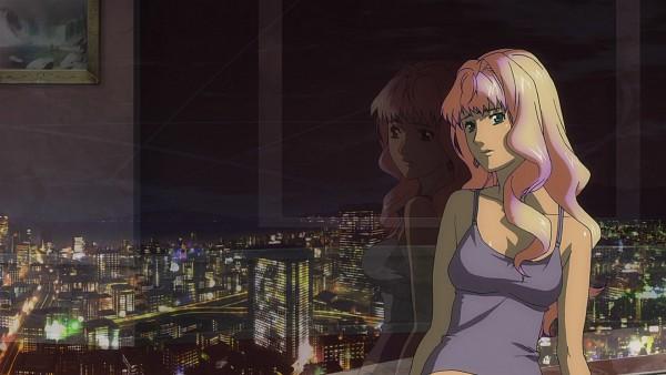 Tags: Anime, Macross Frontier, Sheryl Nome, Screenshot, Wallpaper, HD Wallpaper