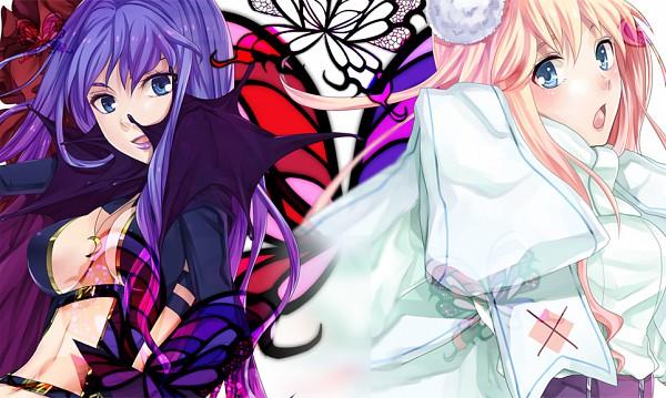 Tags: Anime, Macross Frontier, Sheryl Nome, Universal Bunny