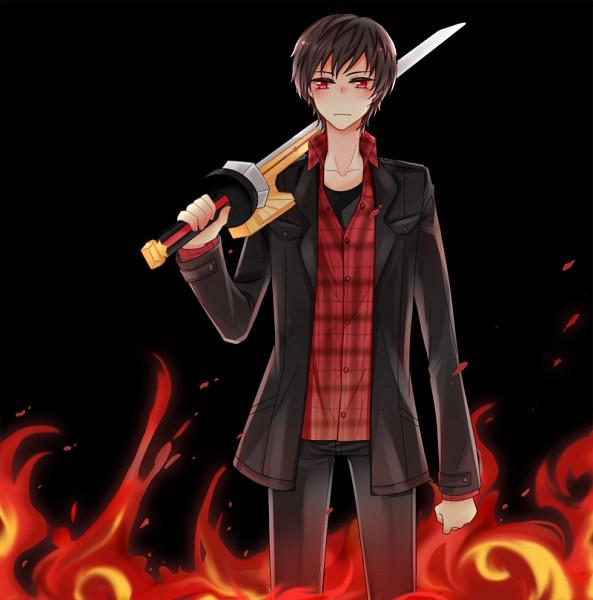 Tags: Anime, Pixiv Id 320023, Samurai Sentai Shinkenger, Shiba Takeru, Pixiv