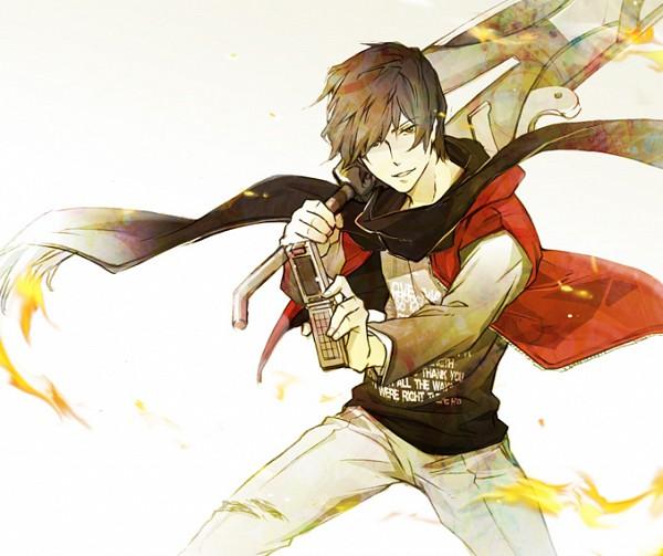 Shiba Takeru - Samurai Sentai Shinkenger