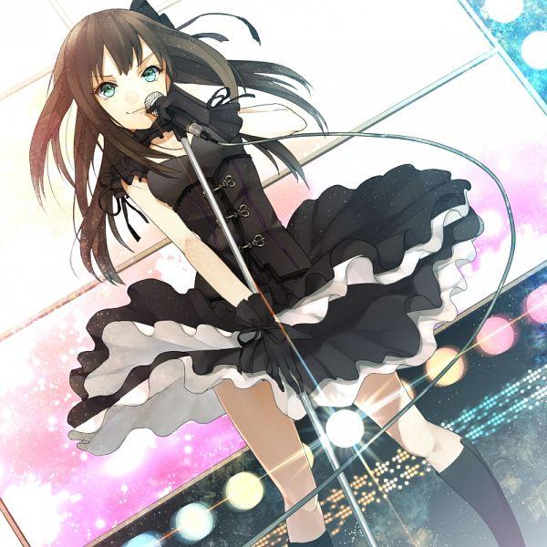 Tags: Anime, Bunkyo Takemi, THE iDOLM@STER: Cinderella Girls, Shibuya Rin, Stage, Idol, Pixiv, Fanart