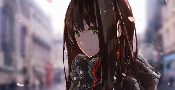 Tags: Anime, Lowlight Kirilenko, THE iDOLM@STER: Cinderella Girls, Shibuya Rin, Fanart From Pixiv, Revision, Pixiv, Wallpaper, Fanart, Facebook Cover