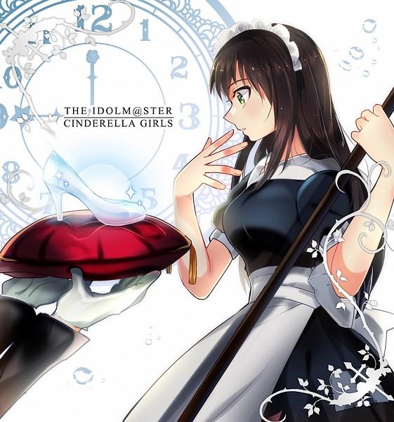 Tags: Anime, Jeran (Ggokd), THE iDOLM@STER: Cinderella Girls, Shibuya Rin, Glass Shoes, Fanart From Pixiv, Pixiv, Fanart