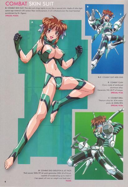 Tags: Anime, Geneon Pioneer, Nanako Kaitai Shinsho, Shichigusa Nanako, Artist Request