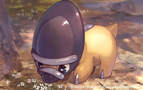 Shieldon - Pokémon