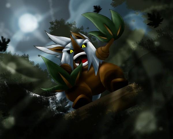 Shiftry - Pokémon