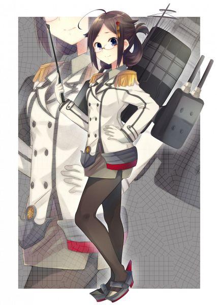 Tags: Anime, Eikichi (Yukiti09), Kantai Collection, Shigure (Kantai Collection), Katori (Kantai Collection) (Cosplay)