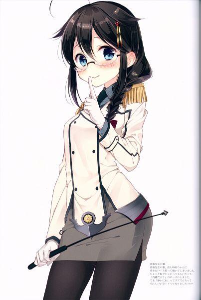 Tags: Anime, Naoto (Tulip), DEAR-02-, Kantai Collection, Shigure (Kantai Collection), Katori (Kantai Collection) (Cosplay), Comic Market 88, Comic Market, Scan, Mobile Wallpaper