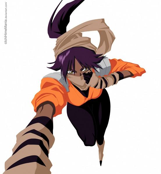 Tags: Anime, Ichihimemania, BLEACH, Shihouin Yoruichi, Fanart, deviantART