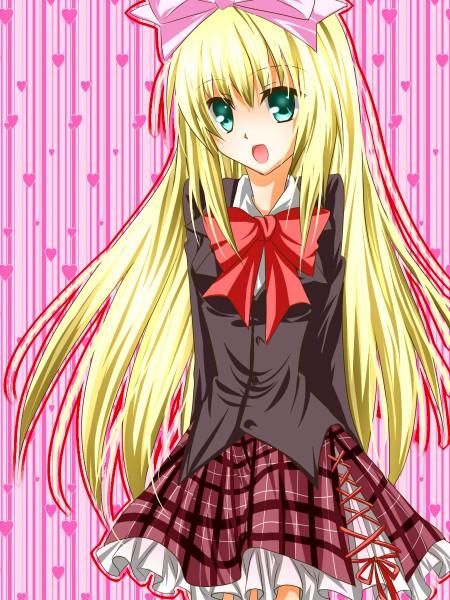 Tags: Anime, Pixiv Id 634263, Seitokai no Ichizon, Shiina Mafuyu