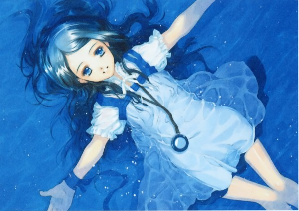 Tags: Anime, Shiina Yuu, Megami Creators Vol.16