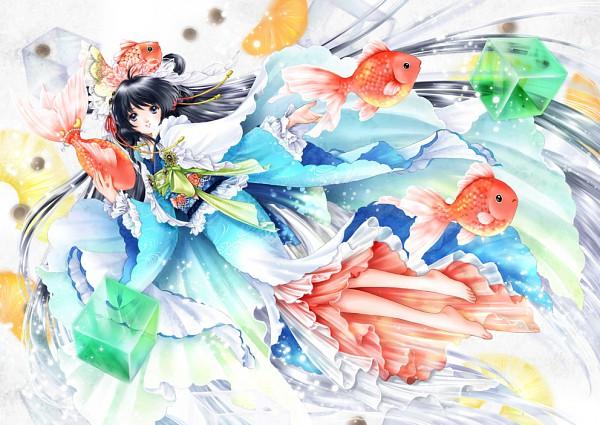 Tags: Anime, Shiitake, Surreal, Pixiv