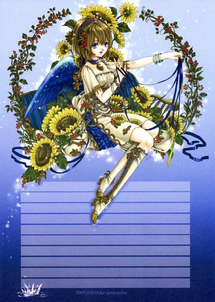 Tags: Anime, Shiitake, Stationery, Pixiv, Mobile Wallpaper