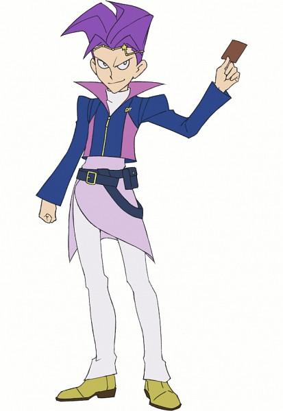 Shijima Hokuto (Dipper O'rion) - Yu-Gi-Oh! ARC-V