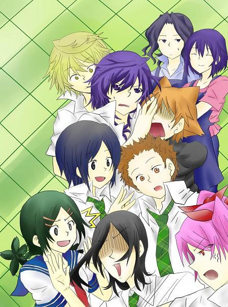 Tags: Anime, Pixiv Id 1296516, Shiki, Tanaka Akira, Shimizu Megumi, Mutou Toru, Murasako Masao, Koide Natsuno, Tanaka Kaori, Pixiv