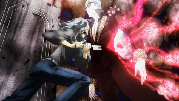Tags: Anime, Shiki, Tatsumi (Shiki), Murasako Masao, Screenshot