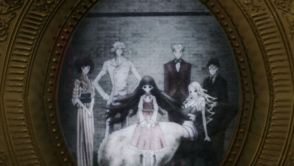 Tags: Anime, Shiki, Tatsumi (Shiki), Kirishiki Chizuru, Kirishiki Seishirou, Kirishiki Sunako, Screenshot