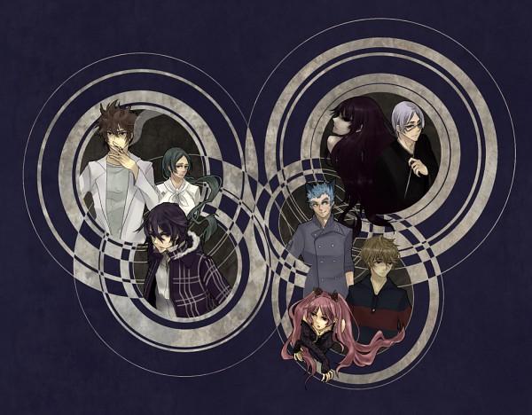 Tags: Anime, Shiki, Koide Natsuno, Shimizu Megumi, Mutou Toru, Tatsumi (Shiki), Kirishiki Sunako, Kunihiro Ritsuko, Muroi Seishin, Ozaki Toshio, Doctor